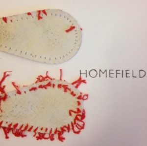 Homefield by Daniel Mauri, Graphic Design ll, 2013
