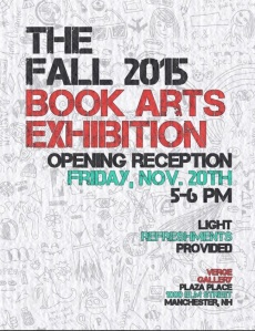 Book Arts at New Hampshire Institute of Art
