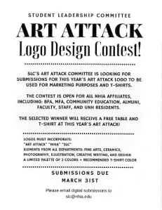 Art Attack - Logo Design