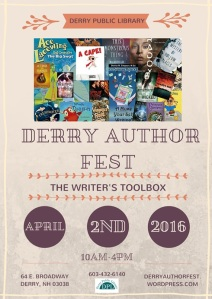 Derry Author Fest