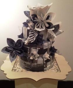 Bre'e (Jada) Felder, Tulip Tuxedo Cake